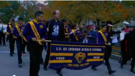 Inwood Marching Band2 10 30 13
